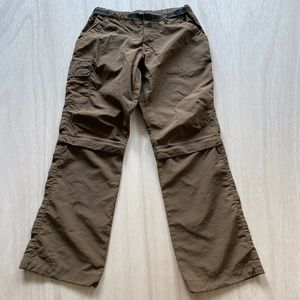 REI Hiking Convertible Zip Off To shorts Pants 4